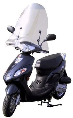 Εικόνα της Fabbri Top Alto Kymco FILLY LX '01