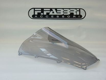 Εικόνα της Fabbri Double Bubble Clear  Aprilia RSV MILLE '01-'03