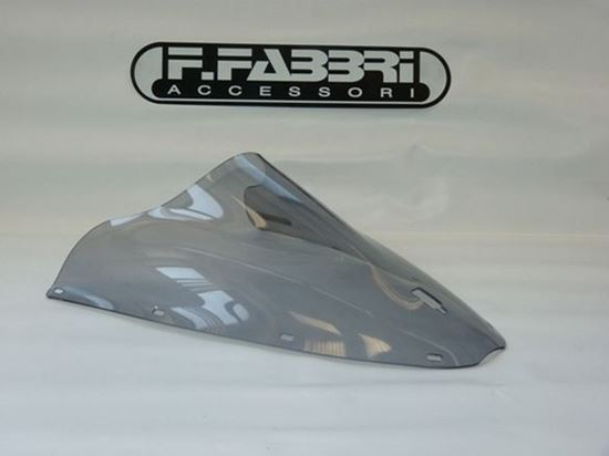 Εικόνα από Fabbri Double Bubble Clear Ducati 749 / 999 '05-'07