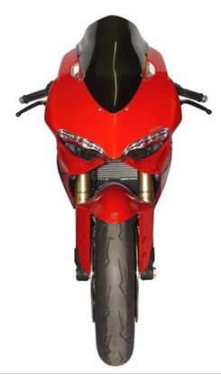 Εικόνα της Fabbri Double Bubble Smoke Ducati  1199 PANIGALE R
