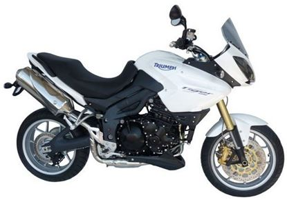 Εικόνα της Fabbri Touring Light Smoke TRIUMPH TIGER 1050 '06-'13