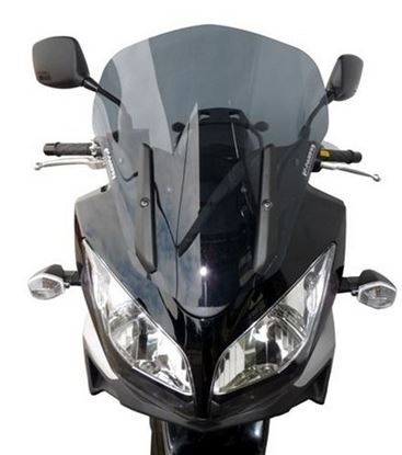 Εικόνα της Fabbri  Touring LIGHT SMOKE SUZUKI DL650 VSTROM '04-'10