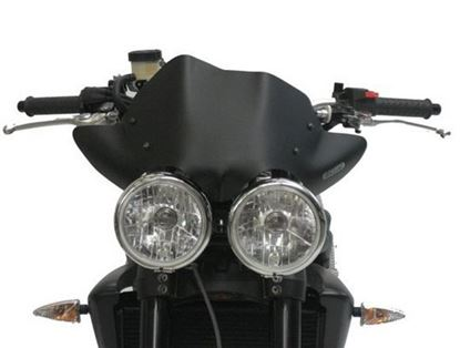 Εικόνα της Fabbri Gen-X Touring Black TRIUMPH SPEED TRIPLE / STREET TRIPLE '07-'08