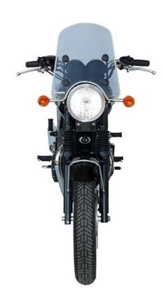 Εικόνα της Fabbri Summer Light Smoke TRIUMPH BONNEVILLE SE T100 '08-'12