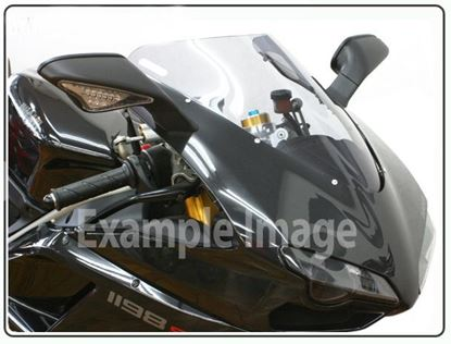 Εικόνα της Fabbri O.E.M. Replica Light Smoke Ducati 848 / 1098 / 1198 '07-'10