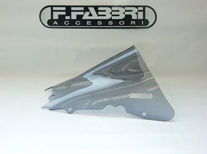 Εικόνα της Fabbri Double Bubble Clear YAMAHA YZF R6 '99-'02