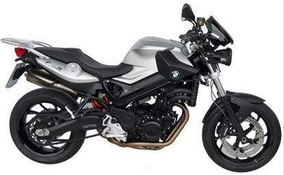 Εικόνα της Fabbri Naked Light Smoke  BMW F800R '09-'10