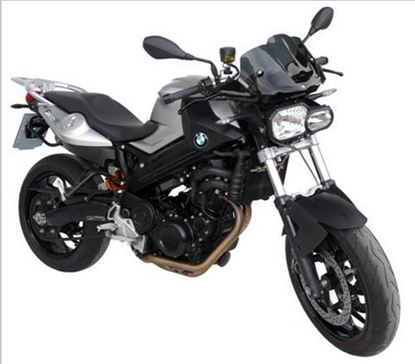 Εικόνα της Fabbri Naked  Smoke BMW F800R '09-'10