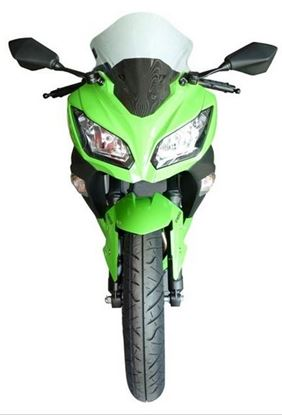 Εικόνα της Fabbri Double Bubble Clear KAWASAKI NINJA 300 '13