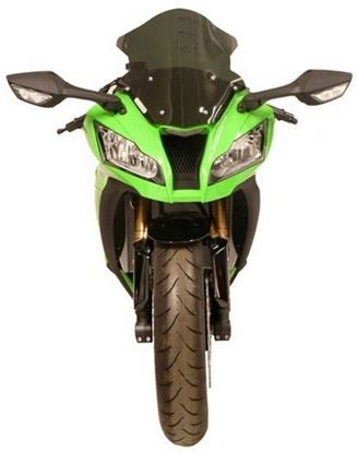 Εικόνα της Fabbri Double Bubble Clear KAWASAKI ZX10R '11