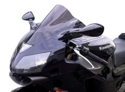 Εικόνα της Fabbri Double Bubble Clear KAWASAKI ZX12R '02-'08