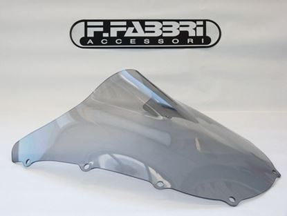 Εικόνα της Fabbri Double Bubble Clear KAWASAKI ZX9R '98-'99