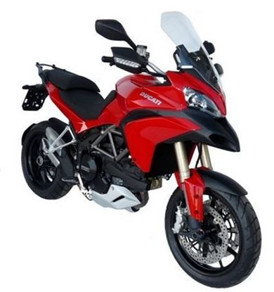 Εικόνα της Fabbri Touring Light Smoke Ducati MULTISTRADA 1200