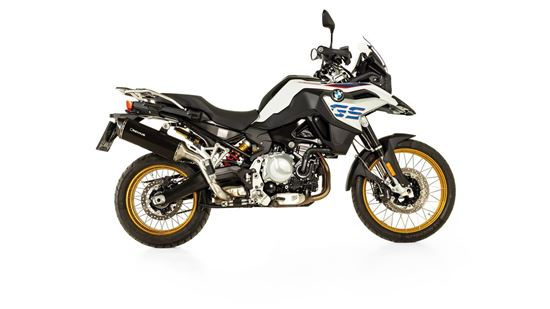 Εικόνα από REMUS BLACK HAWK BMW F 750/850 GS 2018