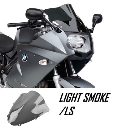 Εικόνα της Fabbri Sport  Light Smoke BMW F800S / F800ST '06-'13