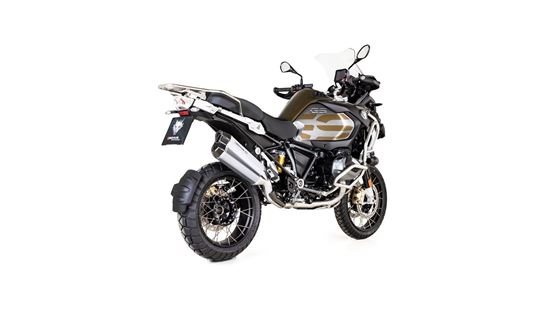 Εικόνα από REMUS 8 Stainless Steel matt BMW R 1250 GS 2019
