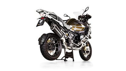 Εικόνα της REMUS 8 Stainless Steel Black Matt BMW R 1250 GS 2019