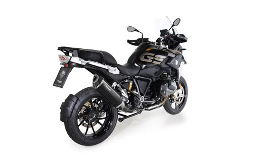 Εικόνα από REMUS BLACK HAWK matt BMW R 1250 GS 2019