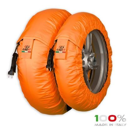 Εικόνα της Suprema Spina Orange M/XL