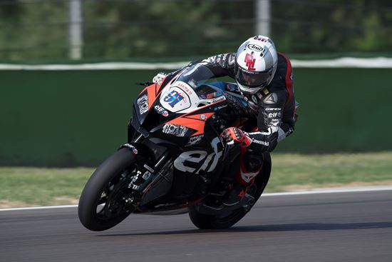 Εικόνα από Fabbri Double Bubble KAWASAKI ZX-10R (2016-2019) WSBK - WORLD