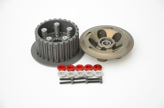 Εικόνα από TSS SLIPPER CLUTCH FOR  DUCATI 848, MTS1100 WET CLUTCH, ST4S