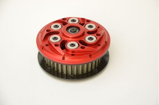Εικόνα από TSS SLIPPER CLUTCH FOR  DUCATI 848 WITH PERFORMANCE DRY CLUTCH KIT