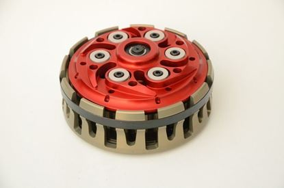 Εικόνα της TSS SLIPPER CLUTCH FOR DUCATI 848 (12T) WITH PERFORMANCE DRY CLUTCH KIT