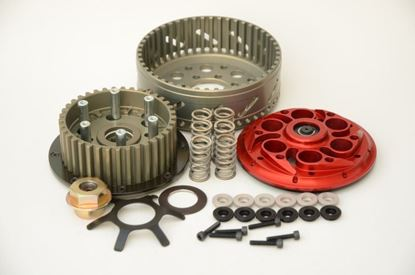 Εικόνα της TSS SLIPPER CLUTCH FOR  DUCATI 848 (48T) WITH PERFORMANCE DRY CLUTCH KIT