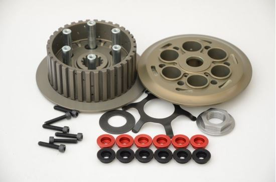 Εικόνα από TSS SLIPPER CLUTCH FOR  KAWASAKI ZX6R 2007-2018