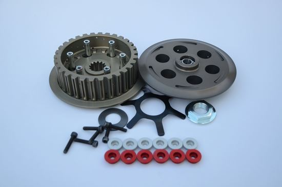 Εικόνα από TSS SLIPPER CLUTCH FOR KAWASAKI ER-6 RACING