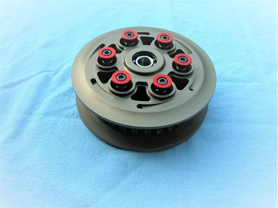 Εικόνα από TSS SLIPPER CLUTCH FOR  YAMAHA MT 07