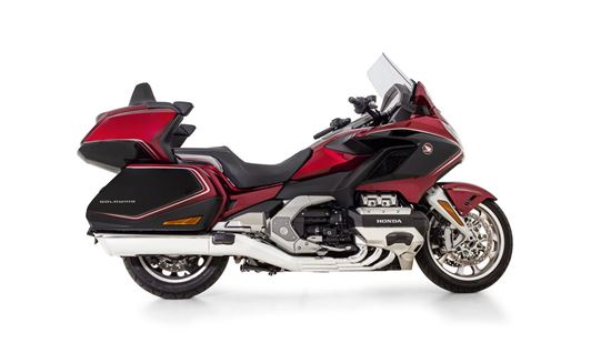 Εικόνα από REMUS Honda GL1800 Gold Wing MY18 -