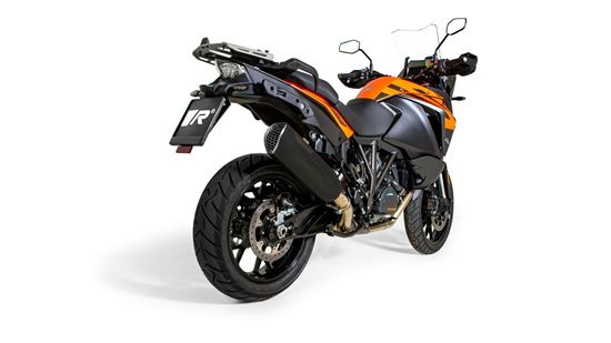 Εικόνα από REMUS KTM 1290 Super  Adventure S / R MY16 - Stainless steel black